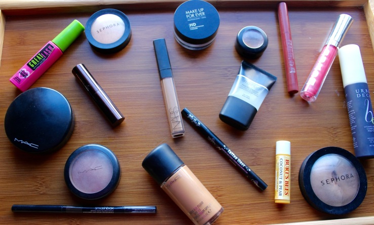 Here are the products that I use for my everyday look.